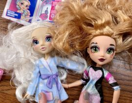 FailFix Dolls for the Holidays