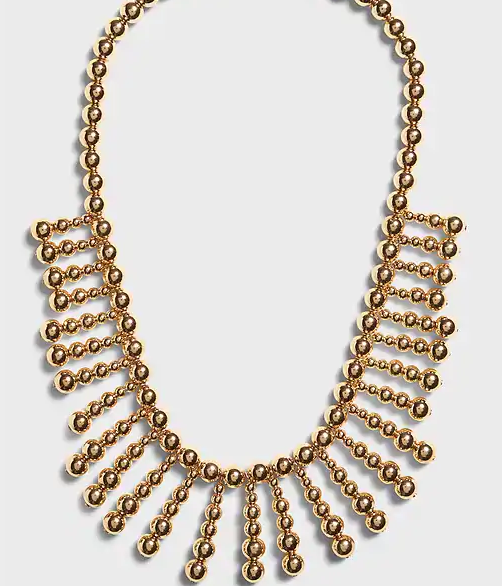 Sunburst Statement Necklace