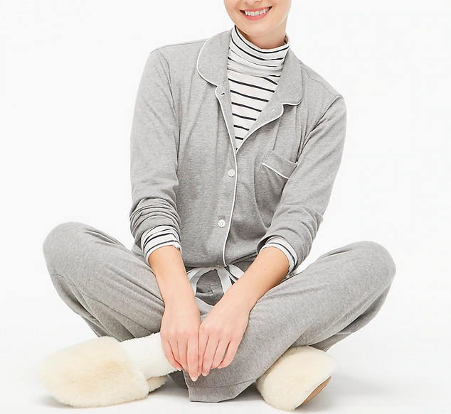 Pajama Knits from J.Crew