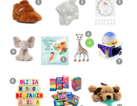 Holiday Gift Ideas for babies