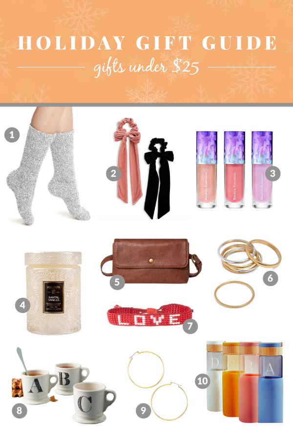 Holiday Gifts Under $25