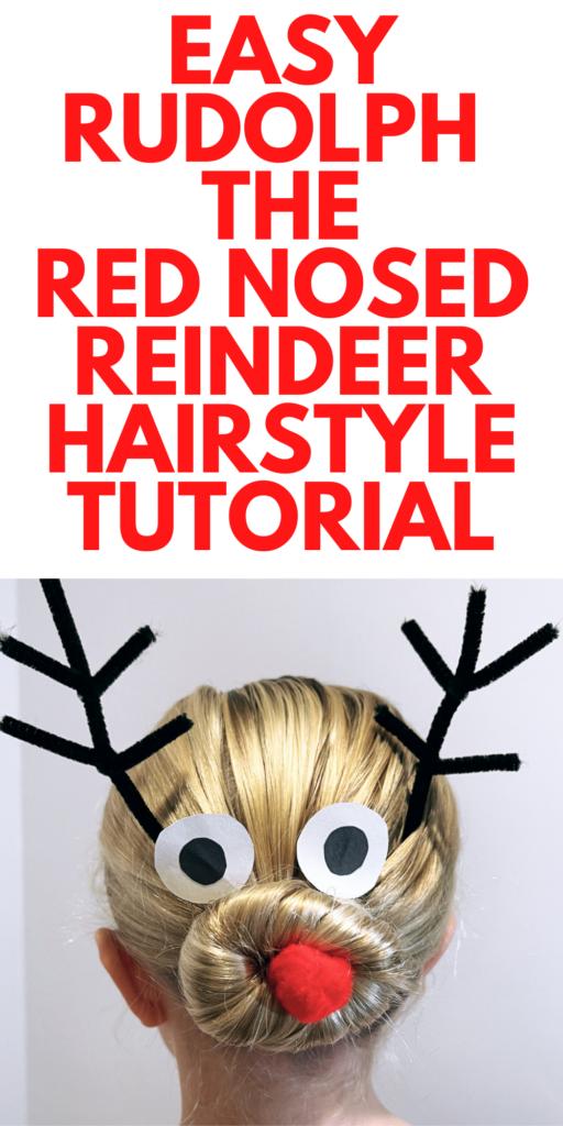 Reindeer Hairstyle