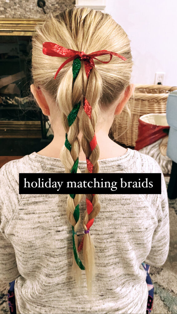 Festive Hairstyles for Holiday