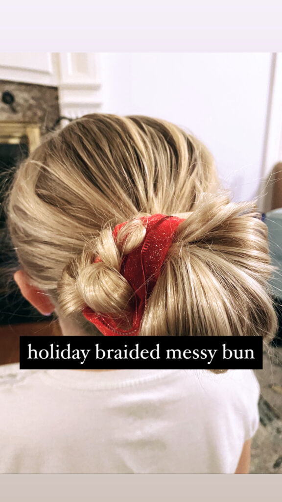 Holiday Hairstyles for Girls