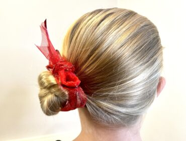 Easy Festive Hairstyles