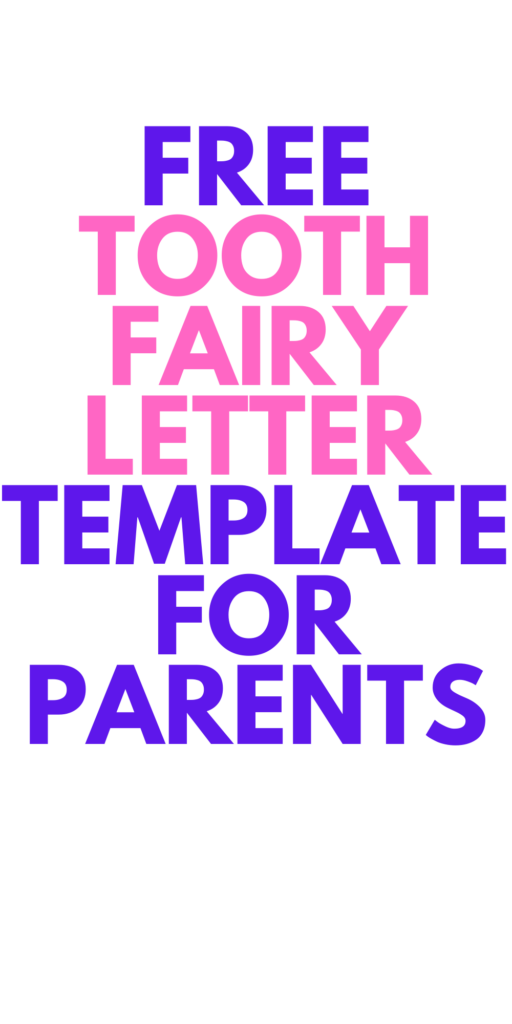 FREE Printable for Parents