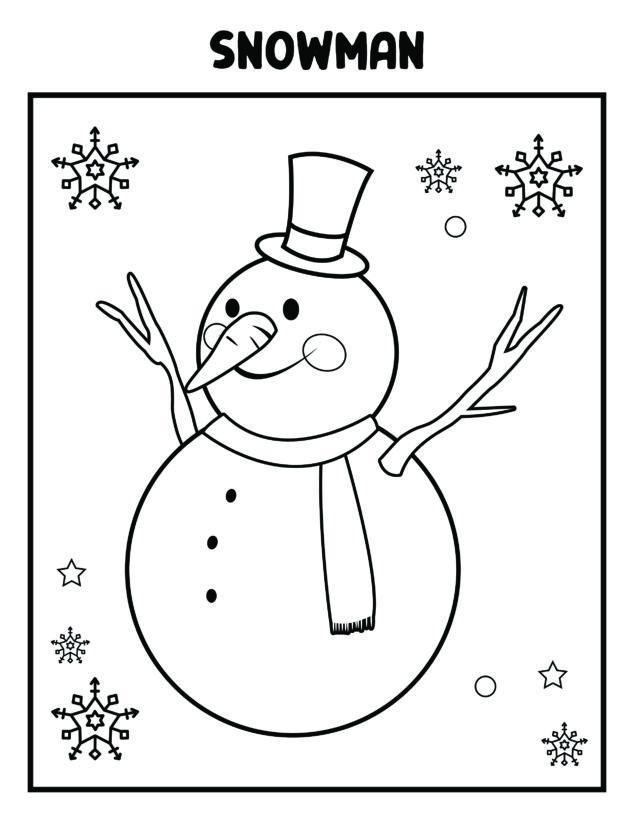Winter Activities Kids for Kids to Do indoors
