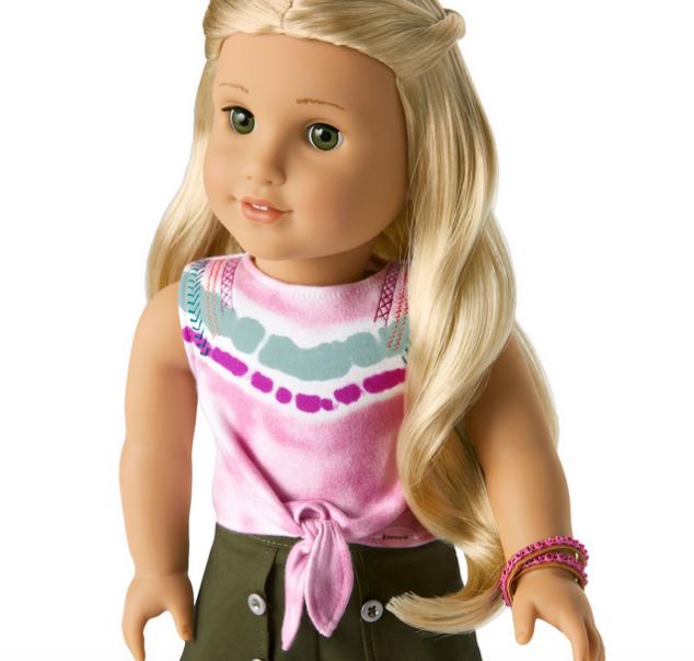 American Girl Kira Bailey