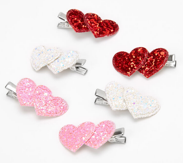 Valentine's Day hair Accessories