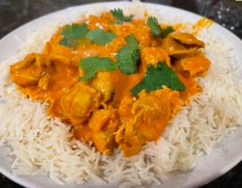 Simple Chicken Tikka Masala Recipe