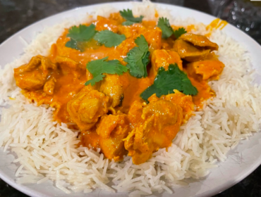 Simple Chicken Tikka Masala Recipe