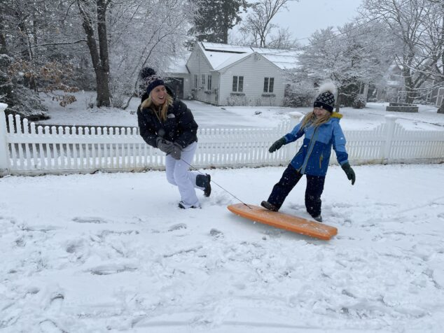 fun things to do on a snow day