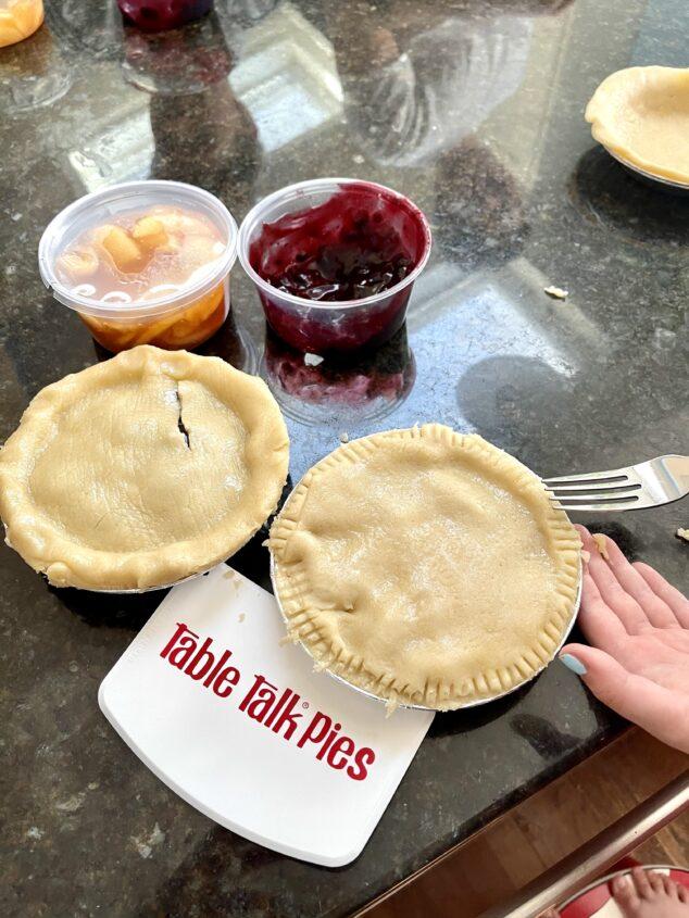 Table Talk Pies