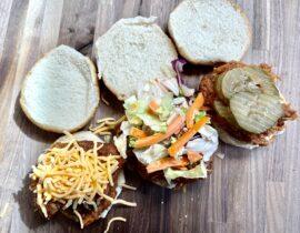3 Ways to Serve Pulled Pork Sandwiches