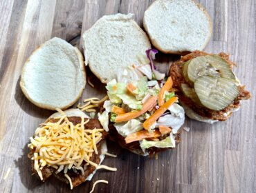3 Ways to Serve Pulled Pork Sandwiches