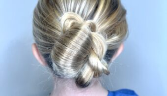 12 bun hairstyles for work