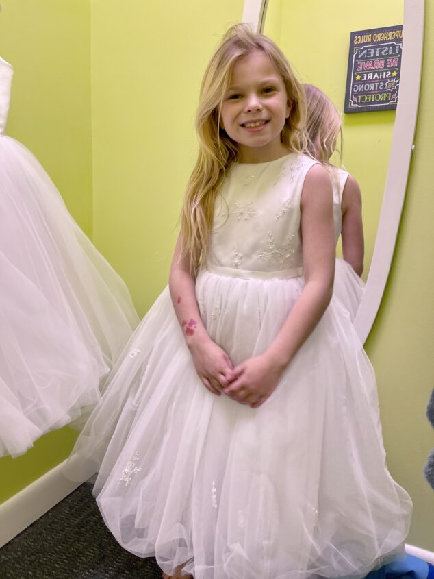 Catholic First Communion Dresses
