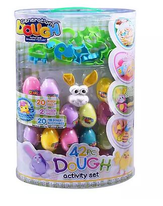 Generation Dough Egg-Dough-Rable Egg Activity Pack