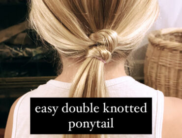 Easy Hairstyles When You're In a Rush