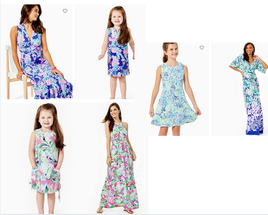 Lilly Pulitzer Mom and Me Collection