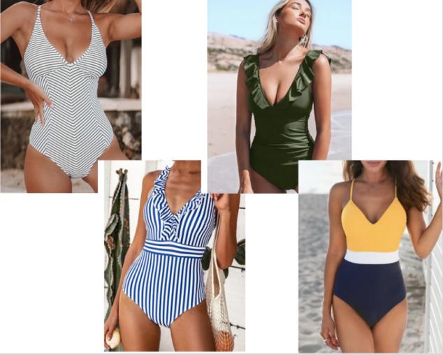Cupshe Swimwear