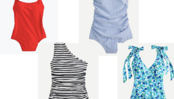 J.Crew Swimwear for Moms