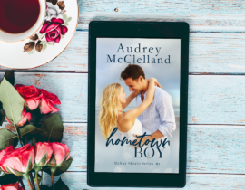 Hometown Boy by Audrey McClelland